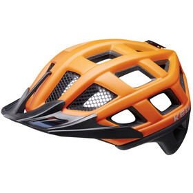 KED Crom Casco, orange/black matte